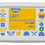 Coop återkallar margarin