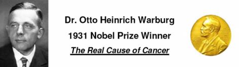 Otto-Warburg-Nobelpris
