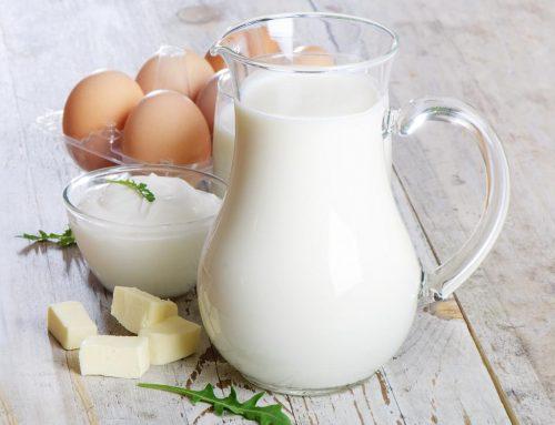 Enkelt Äggmjölkrecept